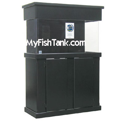 Aquarium Fish Tank Stand and Canopy