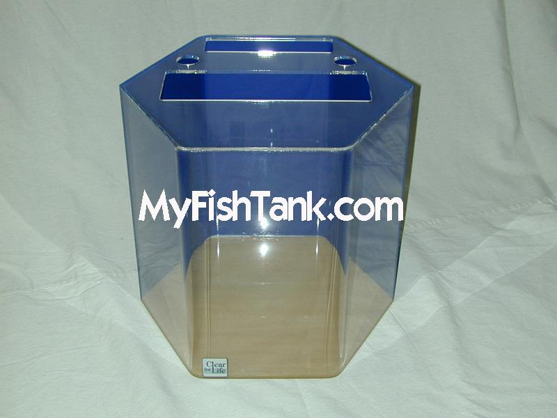 Acrylic Aquarium Fish Tank Hexagon