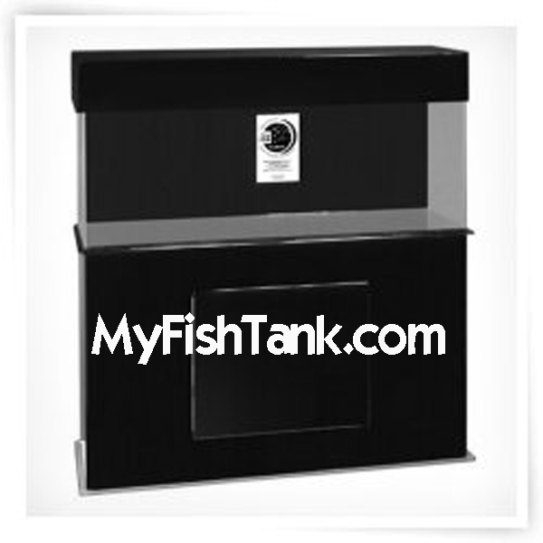 Fish Tank Acrylic Aquarium Stand and Canopy